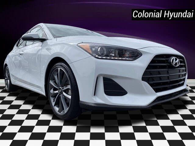 2019 Hyundai Veloster Premium FWD