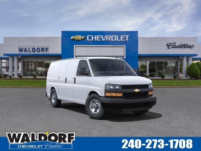 2021 Chevrolet Express Cargo 3500 RWD