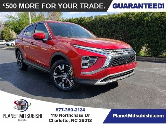 2022 Mitsubishi Eclipse Cross SE S-AWC AWD