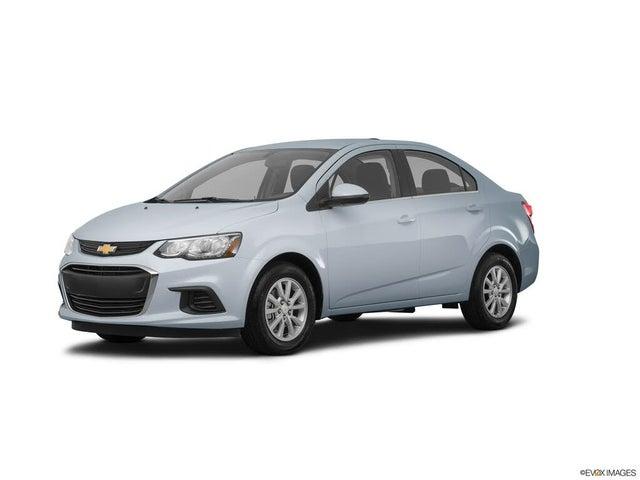 2018 Chevrolet Sonic LT Sedan FWD