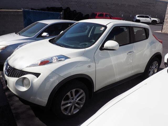 2011 Nissan Juke S AWD