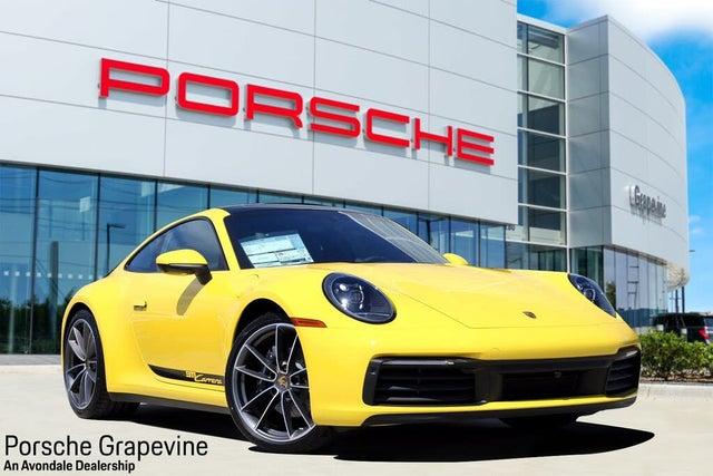 2021 Porsche 911 Carrera Coupe RWD