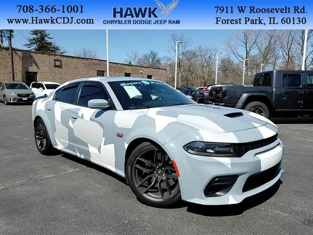 2020 Dodge Charger Scat Pack Widebody RWD