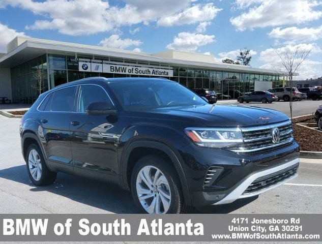 2020 Volkswagen Atlas Cross Sport 3.6L SEL 4Motion