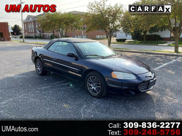 2001 Chrysler Sebring LX Convertible FWD