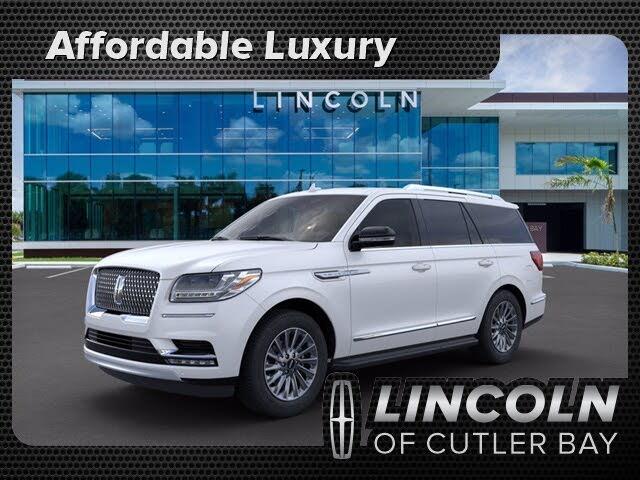 2021 Lincoln Navigator RWD