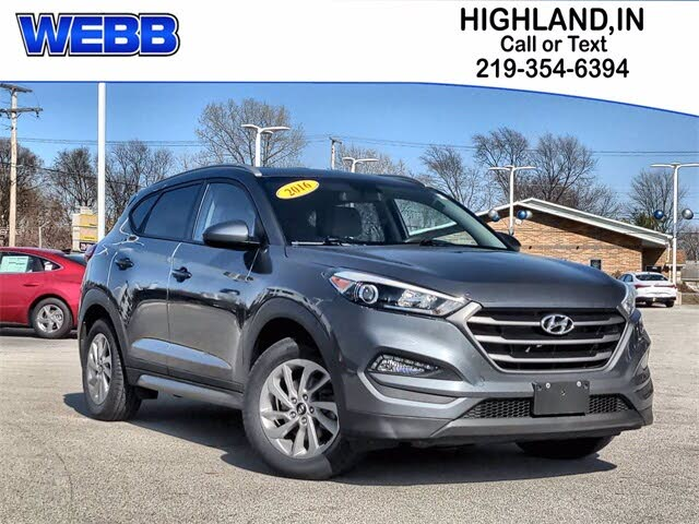 2016 Hyundai Tucson 2.0L SE AWD