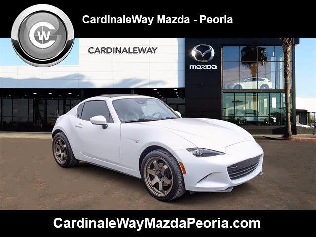 2019 Mazda MX-5 Miata RF Grand Touring RWD