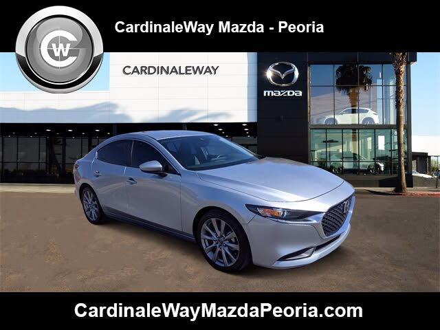 2020 Mazda MAZDA3 Select Sedan FWD