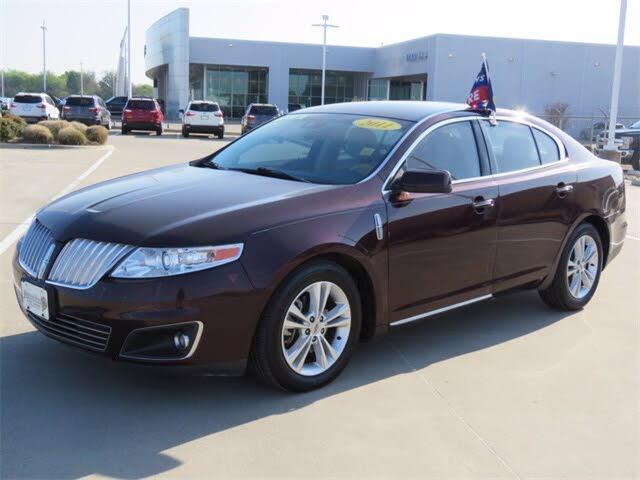 2011 Lincoln MKS 3.7L