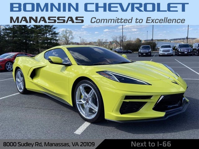 2020 Chevrolet Corvette Stingray 3LT Coupe RWD