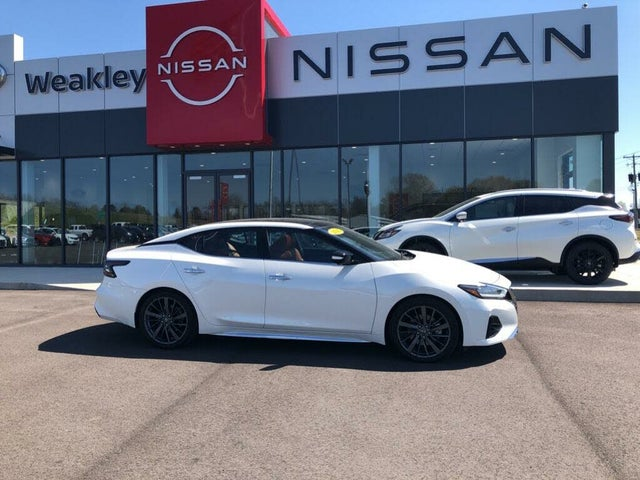 2020 Nissan Maxima Platinum FWD