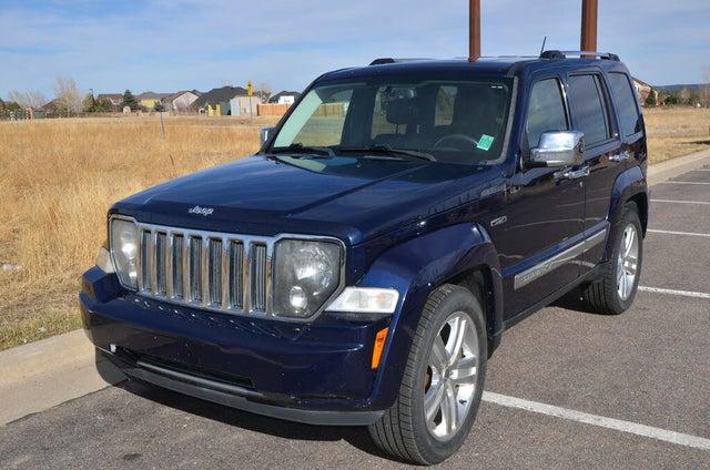 2012 Jeep Liberty Limited Jet 4WD