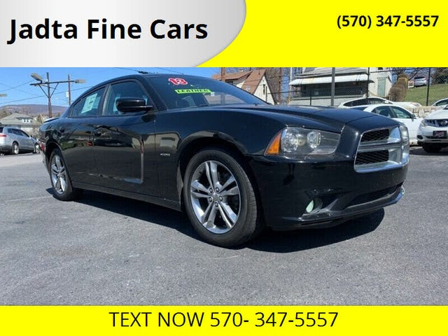 2013 Dodge Charger R/T Plus AWD