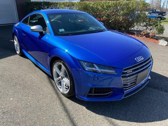2016 Audi TTS 2.0T quattro Coupe AWD