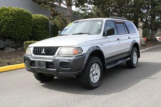 2002 Mitsubishi Montero Sport XLS 4WD