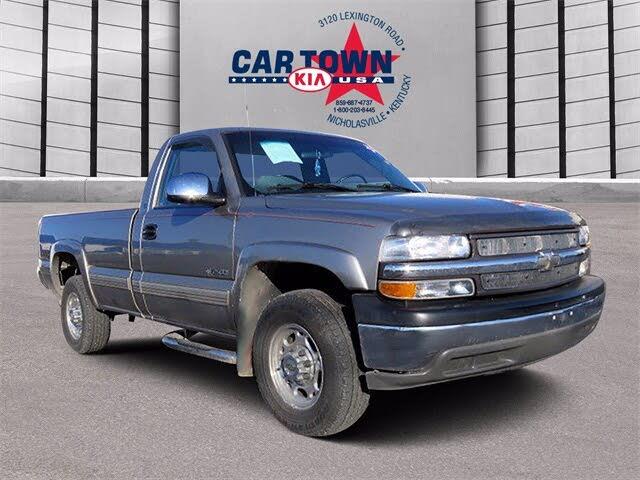 2001 Chevrolet Silverado 2500 LS LB RWD