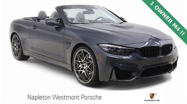 2018 BMW M4 Convertible RWD