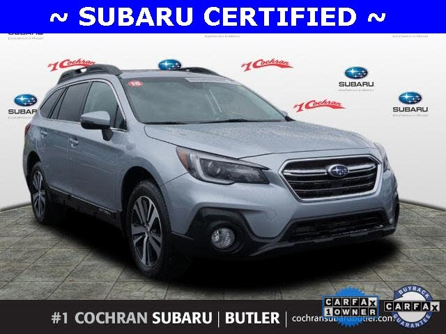 2018 Subaru Outback 3.6R Limited AWD