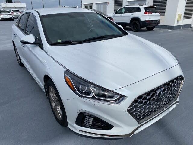2019 Hyundai Sonata SEL FWD