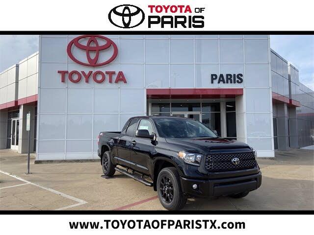 2021 Toyota Tundra SR5 Double Cab RWD
