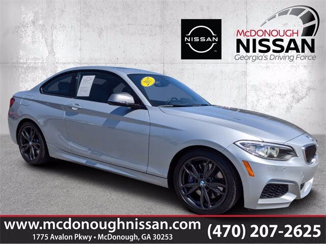 2017 BMW 2 Series M240i Coupe RWD