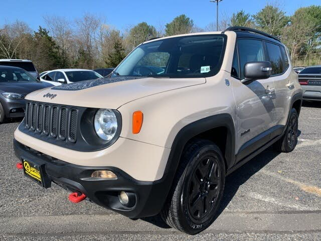 2017 Jeep Renegade Deserthawk 4WD