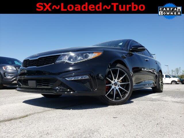 2020 Kia Optima SX Turbo FWD
