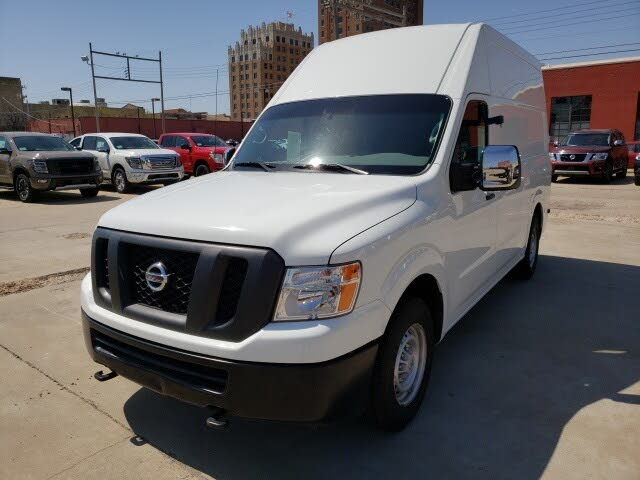 2018 Nissan NV Cargo 2500 HD S with High Roof V8