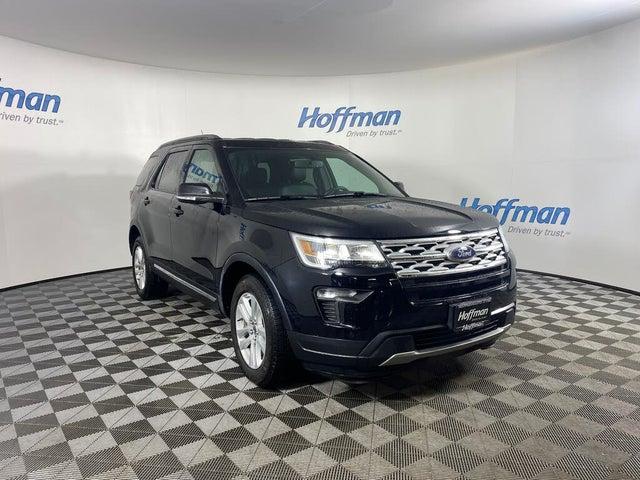 2018 Ford Explorer XLT AWD