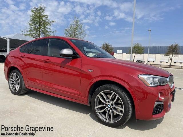 2017 BMW X4 M40i AWD