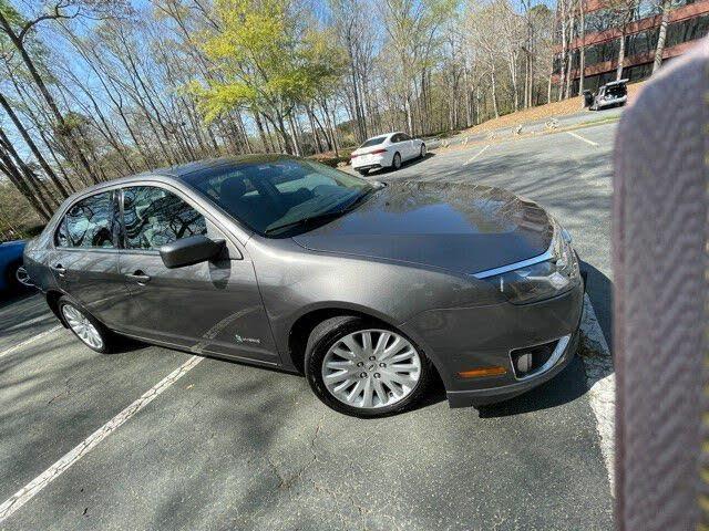 2011 Ford Fusion Hybrid FWD