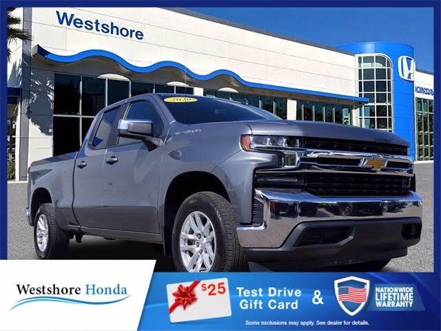 2020 Chevrolet Silverado 1500 LT Double Cab RWD