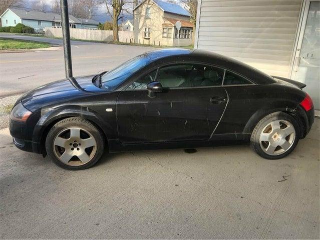 2002 Audi TT 1.8T 225hp quattro Coupe AWD