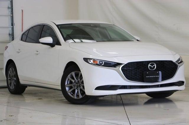 2020 Mazda MAZDA3 Sedan FWD