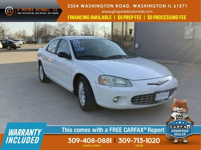 2003 Chrysler Sebring LXi Sedan FWD