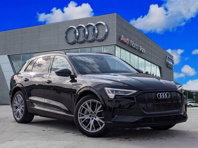 2021 Audi e-tron Prestige quattro SUV AWD