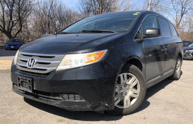 2013 Honda Odyssey LX FWD