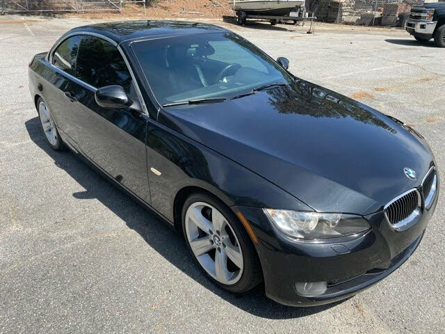 2010 BMW 3 Series 335i Convertible RWD