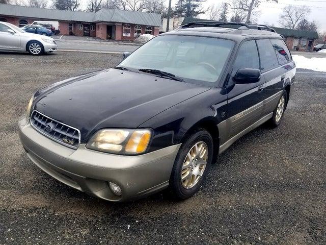 2003 Subaru Outback L.L. Bean Edition Wagon