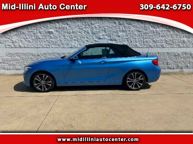 2019 BMW 2 Series 230i Convertible RWD
