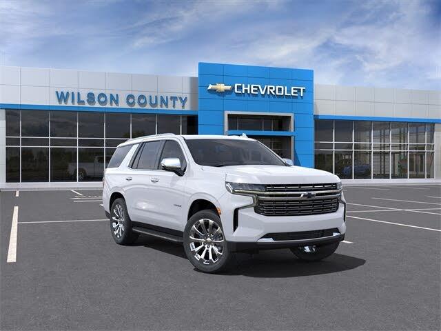 2021 Chevrolet Tahoe Premier 4WD
