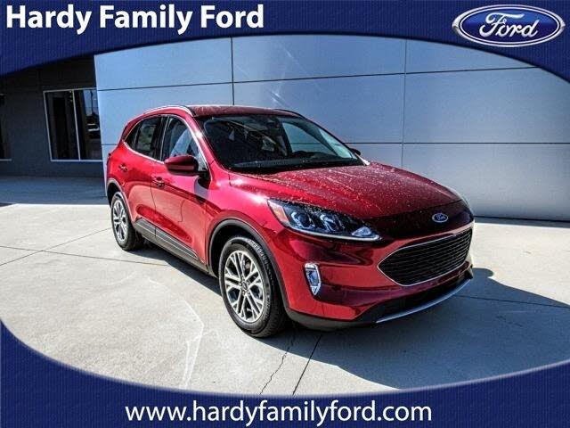 2021 Ford Escape Hybrid SEL FWD