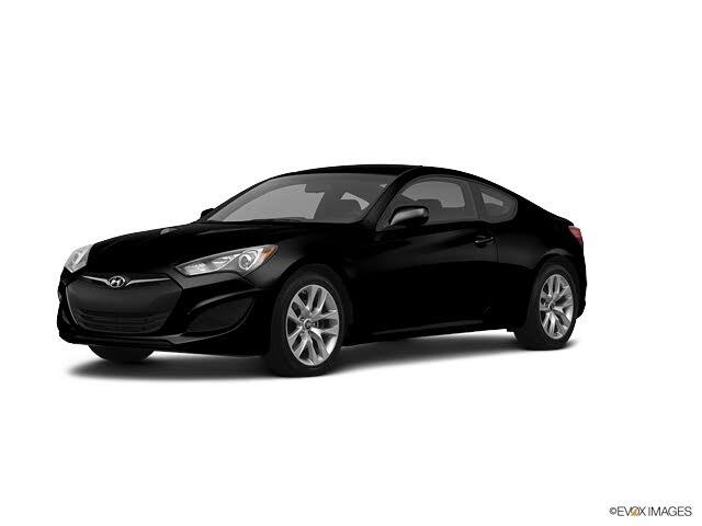 2013 Hyundai Genesis Coupe 2.0T RWD