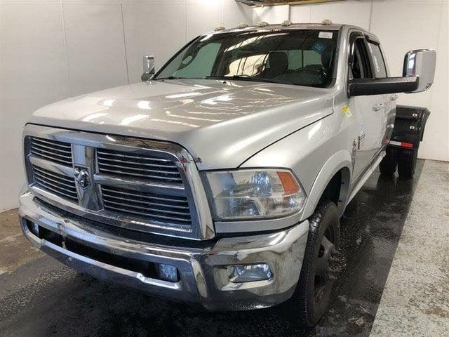 2012 RAM 3500 Laramie Crew Cab LB DRW 4WD
