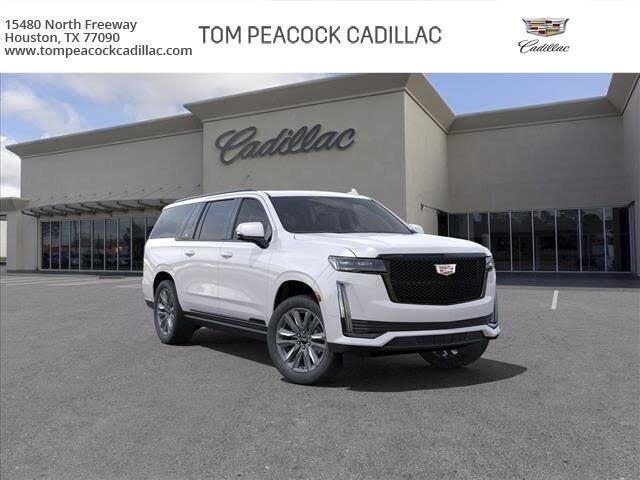 2021 Cadillac Escalade ESV Sport Platinum AWD
