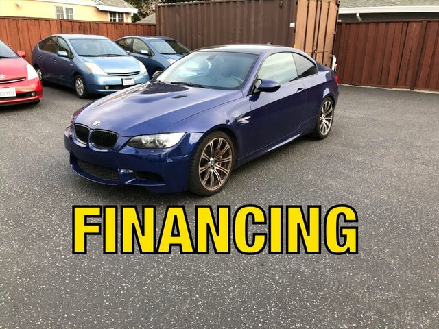 2009 BMW M3 Coupe RWD