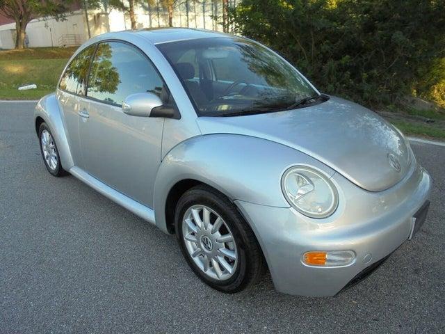 2004 Volkswagen Beetle GLS 2.0L