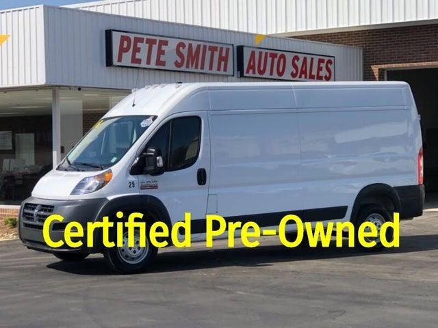2018 RAM ProMaster 2500 159 High Roof Cargo Van