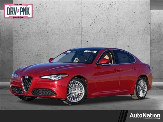 2018 Alfa Romeo Giulia Ti Lusso AWD